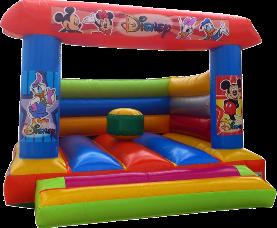 Hinchable Disney Castillos