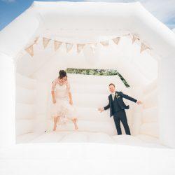hinchable para boda
